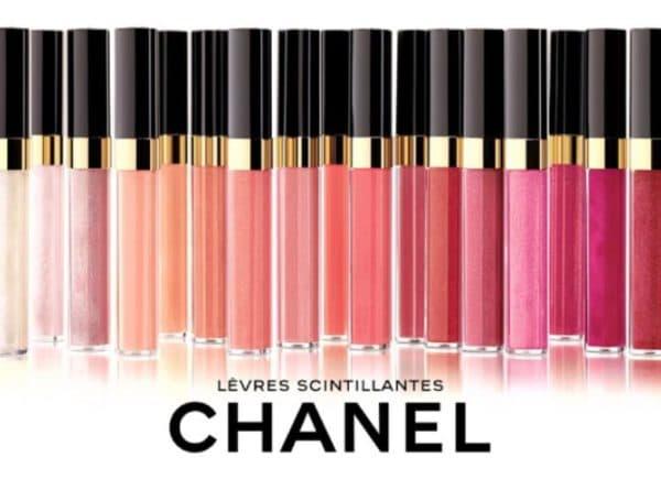 Палитра блеск для губ Шанель