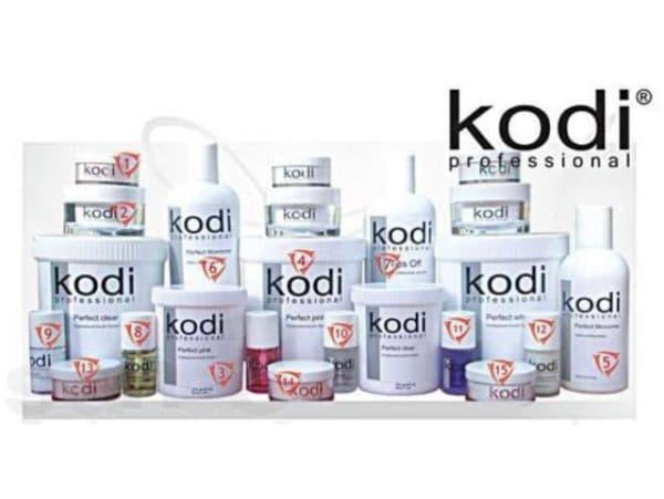 Гель для наращивания ногтей Kodi Professional