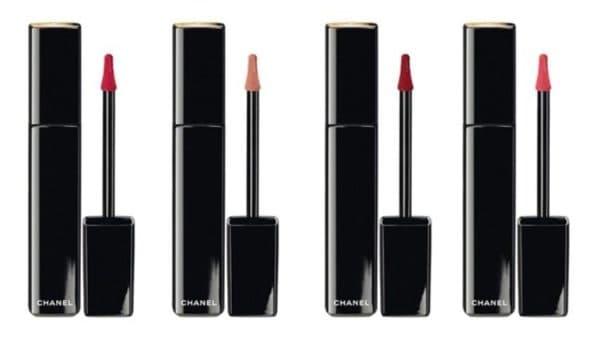 Оттенки блеска Rouge Allure Gloss Chanel