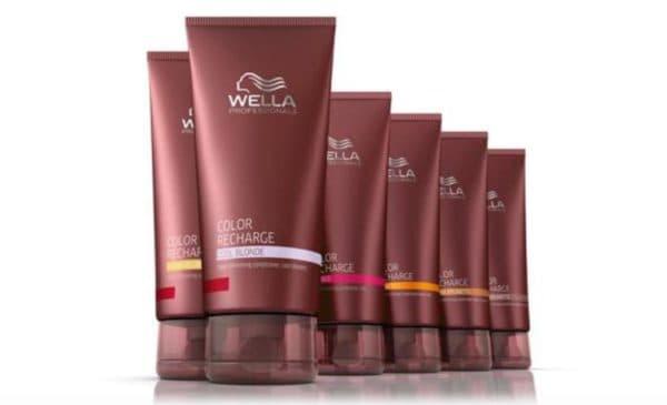 Безвредная краска для волос от Велла