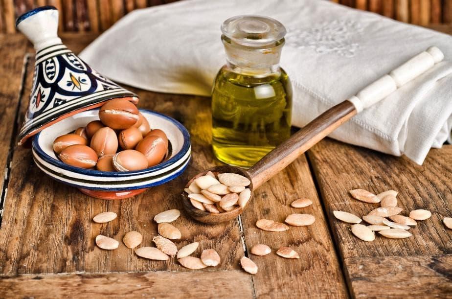 Аргановое масло для волос из туниса