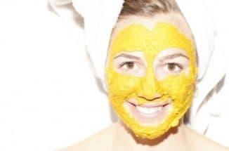 Маска из банана для кожи лица