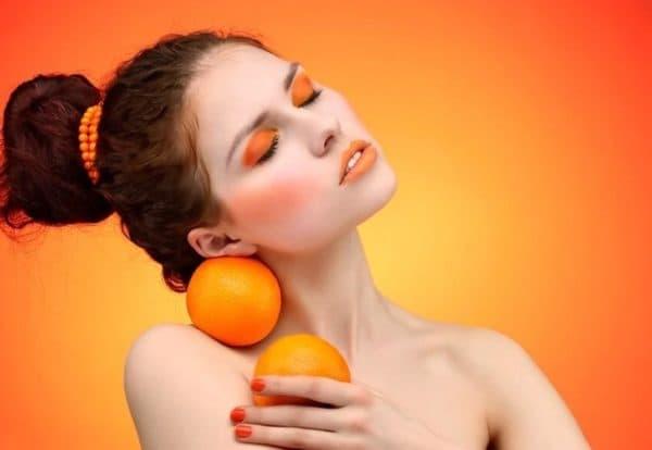 Полезные свойства апельсинового масла для волос