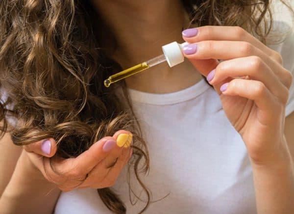 Как использовать аргановое масло для ломких волос
