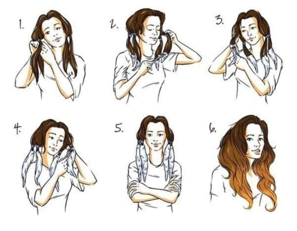Пошаговая инструкция окрашивания балаяж