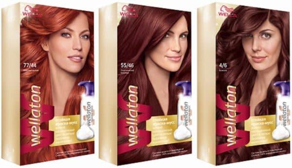 Краска для волос Велла Велластон