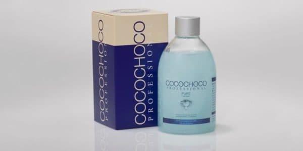 Средство для кератинового выпрямления волос Восстанавливающий состав Cocochoco