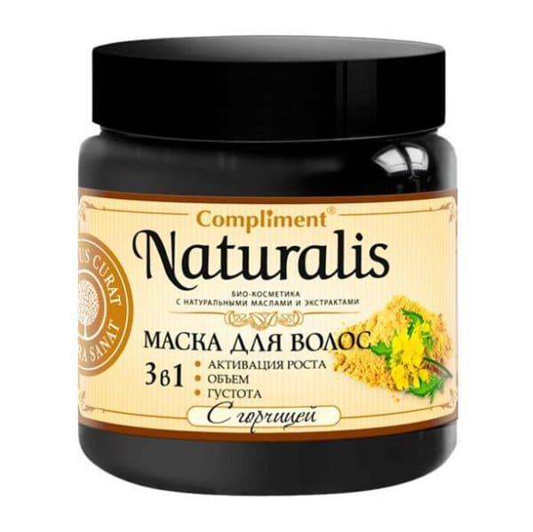 Маска для волос Compliment Naturalis