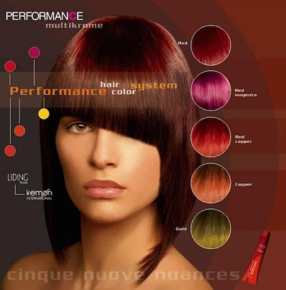 Краска для волос Kemon