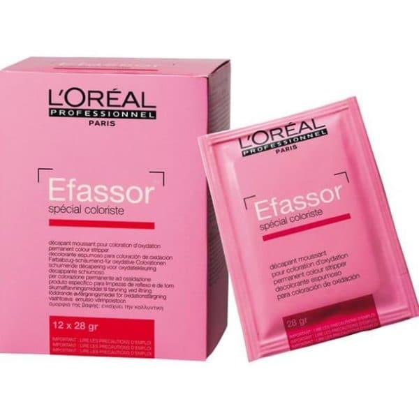 Смывка для волос L'Oreal Efassor