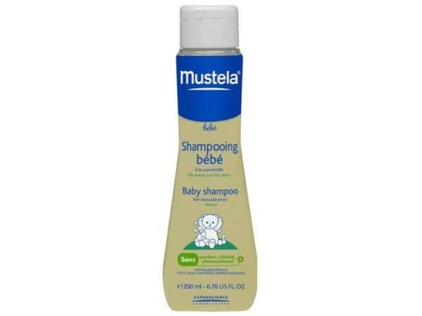 Деский шампунь без сульфатов Mustela
