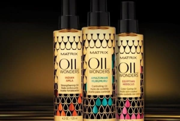 Масла для волос Oil wonders