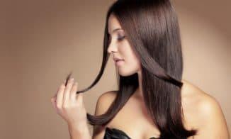 Горячие маски для красоты волос
