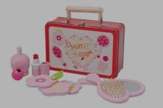 Сундучок с косметикой для девочки