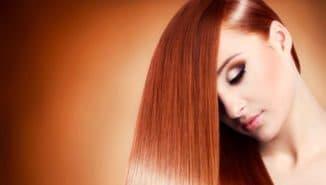 Красивые волосы после кератинового выпрямления