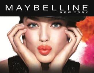 Косметика MAYBELLINE New York