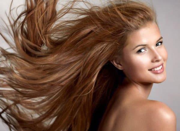 Результат домашнего ламинирования волос без желатина