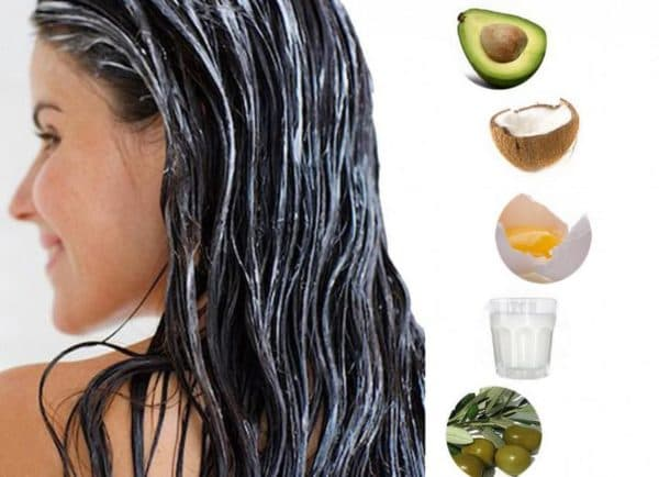 Натуральный кондиционер для волос состав