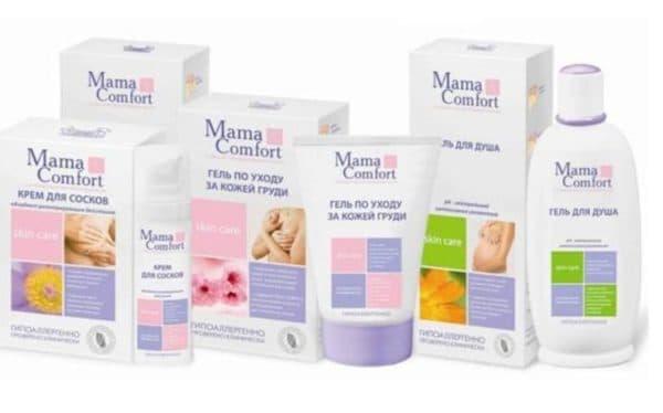 Косметика для детей Mama Comfort