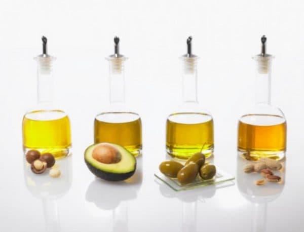 Косметические масла для сухой кожи и от морщин