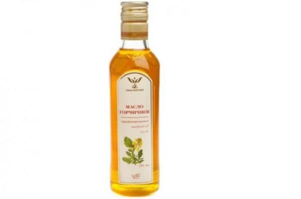 Горчичное масло для здоровья волос
