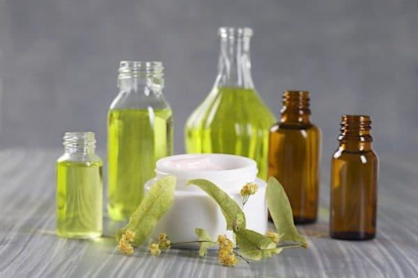 Природные масла для красоты волос