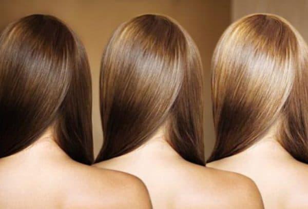 Смывка краски с волос домашними средствами