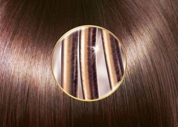 Маска активирует внутреннюю силу волоса
