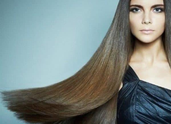 Результат применения касторового и репейного масла для волос