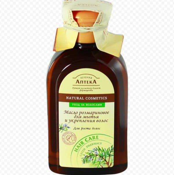 Розмариновое масло для красоты волос
