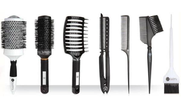 Какую расческу выбрать от секущихся волос
