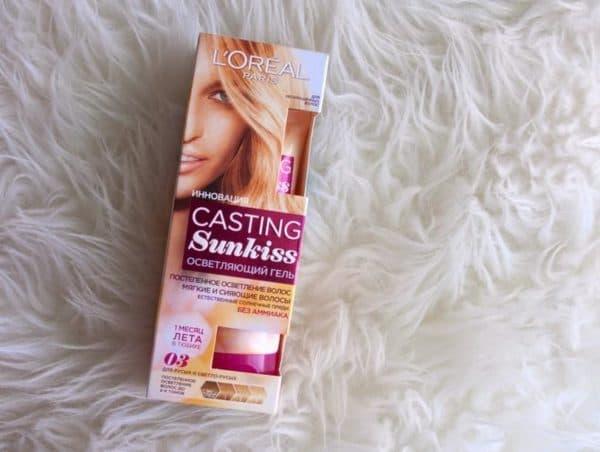 Casting Sunkiss Jelly краска для мелирования волос