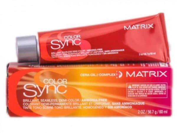 Matrix Color Sync краска для волос