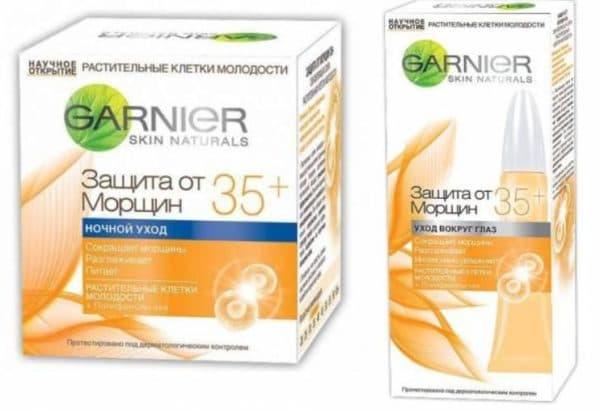 Кремы для лица после 35 лет Garnier Skin Naturals