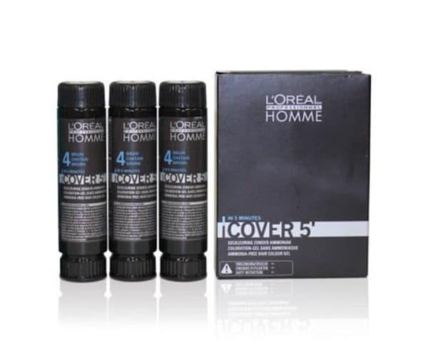 Краска дял волос для мужчин L'Oreal Cover 5