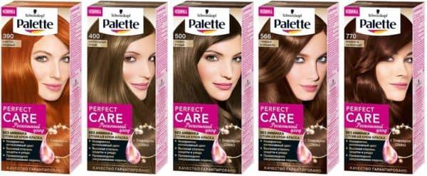 Краска для волос Palette Perfect Care