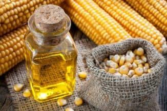 Уникальный состав крема Аквапилинг с кукурузным маслом