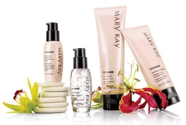 Средства по уходу Мэри Кей Timewise для жирной и комбинированной кожей