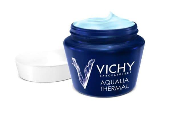 Ночной крем для лица Vichy Aqualia Thermal