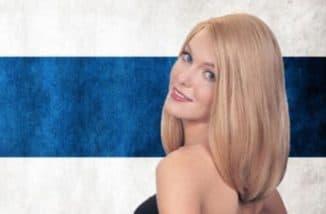 Финская краска для волос