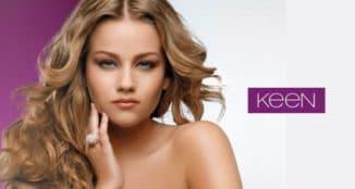 Профессиональная краска для волос Keen