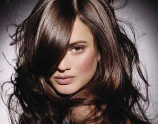 Оттенок волос темный шоколад