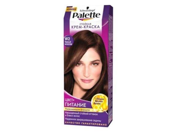 Palette W2 краска для волос