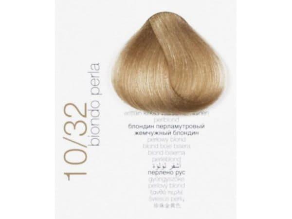 Перламутровый блондин краска для волос Брелил