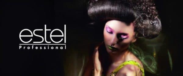 Результат окрашивания краской для волос Эстель