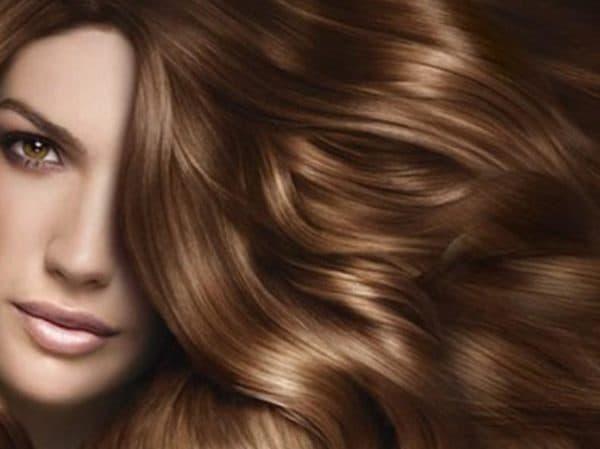 Результат применения краски для волос Перфект Мусс