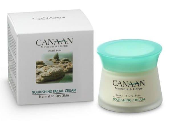 Минеральная косметика для сухой кожи Canaan