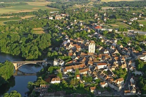 Деревня Ла Рош-Позэ