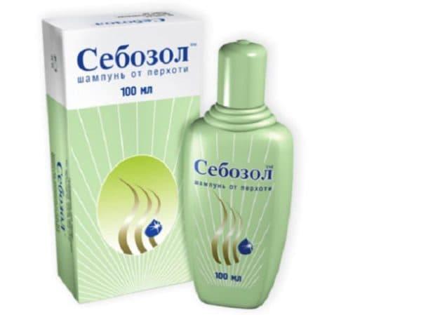 Лечебный шампунь против перхоти у мужчин и женщин
