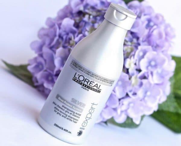 Профессиональные средства для ухода за волосами Лореаль Serie Expert Silver